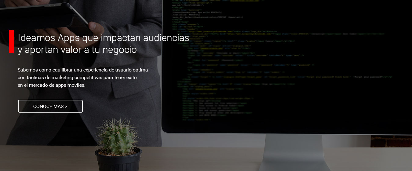 Ideamos Apps que impactan audiencias y aportan valor a tu negocio